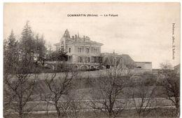Rhône - DOMMARTIN - Le Falque - Ed. Delorme, L'Arbresle - Autres Communes