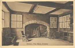 Conway (Conwy) - Plas Mawr, Kitchen - Carte Non Circulée - Autres