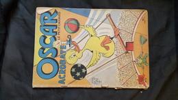 OSCAR LE PETIT CANARD ACROBATE CIRQUE N°11 DESSINS DE MATT DOS BELLE PUB PERRIER - Libri, Riviste, Fumetti
