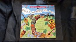 1957 LIVRE DISQUE PHILIPS 33t PASSEPORT POUR PICCOLO SAXO ET COMPAGNIE E1R0031 - Vinyl Records