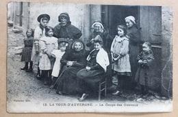 La Tour D'Auvergne (Puy De Dôme) - La Coupe Des Cheveux - Autres Communes