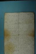 1730 Cour De Justice De Gonrieux Vente Jean Et Pierre Lenoir à Joseph Lorrain - Documents Historiques