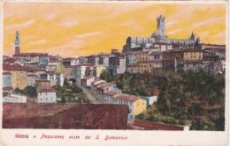 Siena - Panorama Visto Da S. Domenico - Siena