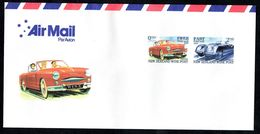 New Zealand Wine Post Unused Pictorial Stationary Envelope. - Unclassified