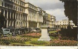 Cheltenham - Dr. Wilson Statue And Promenade Gardens - Cheltenham