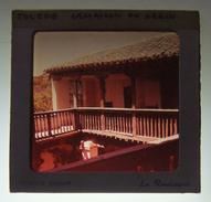 Diapositive En Couleurs Des Années 1960 - Espagne - Tolède - Musée Du Greco - Dias