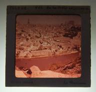 Diapositive En Couleurs Des Années 1960 - Espagne - Tolède - Vue Générale - Diapositivas