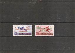 Sud-Kasai - JO De Rome -1960 ( 18/19 XXX -MNH) - South-Kasaï