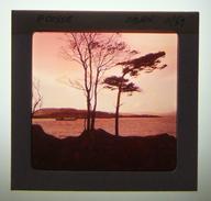 Diapositive En Couleurs Des Années 1960 - Royaume Uni - Écosse - Oban - Dias
