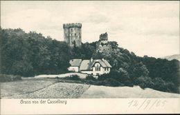 AK Pelm Bei Gerolstein, Kasselburg, Um 1905 (13874) - Germany