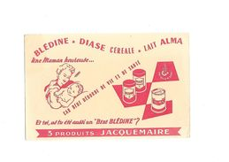 Buvard Jacquemaire 3 Produits - Alimentare