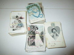 Lot 400 Cpa Fantaisies. - 100 - 499 Postcards