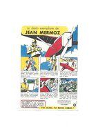Buvard Jean Mermoz Le Destin Exemplaire - Blotters