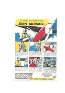 Buvard Jean Mermoz Le Destin Exemplaire - Buvards, Protège-cahiers Illustrés