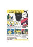 Buvard J Albert Einstein Le Destin Exemplaire - Blotters