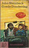 GOEDE DONDERDAG - John STEINBECK - SALAMANDER POCKET N° 96  - QUERIDO 1966 - Books, Magazines, Comics