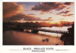 Swaziland, Black Mbuluzi River, Used - Swaziland