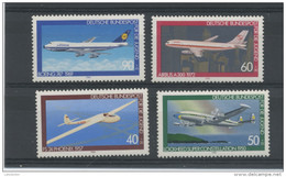 RFA : AVIATIONS N° Yvert 888/891** - Unused Stamps