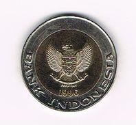 )  INDONESIE  1000  RUPIAH  1996 - Indonésie