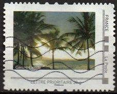 Timbre Personnalisé : Palmier - Gepersonaliseerde Postzegels (MonTimbraMoi)