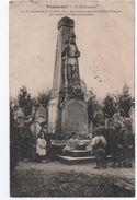 PASSAVANT (51) - LE MONUMENT AUX MORTS - France