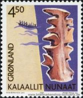 Grönland 2000, Mi. 356-57 ** - Groenlandia