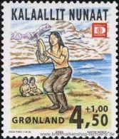 Grönland 2000, Mi. 358 ** - Groenlandia