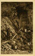 Belle Carte De France - Dieppe - Un Troglodyte Et Une Grotte De La Falaise - Dieppe