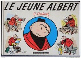 Yves Chaland - LE JEUNE ALBERT - Les Humanoïdes Associés - ( 1985 ) . - Bücher, Zeitschriften, Comics