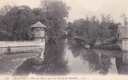 Francia--Chartres--Vue Sur L'Eure, Prise Du Pont De La Courtille - Chartres