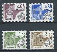 FRANCE 1979 . Préoblitérés . Série N°s 162 à 165 . Neufs **  (MNH) - Precancels