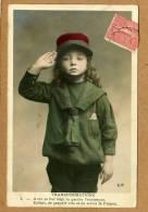 Militaria.  Grandir Et Servir La France - Patriotiques
