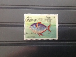 Cuba - Vissen (3) 1981 - Cuba