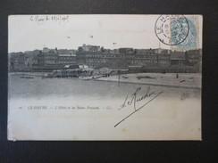 76 - Le Havre - CPA  -  L'Hôtel Et Les Bains Frascati  - Lévy & Fils N°16 - 1905 - - Haven