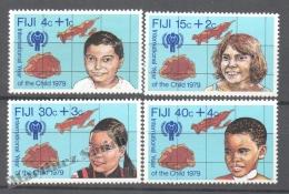 Fiji - Fidji 1979 Yvert 401-04, Inter. Year Of The Child - MNH - Fiji (1970-...)