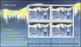 Grönland 1997, Mi. Bl. 12 ** - Blocchi