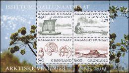 Grönland 1999, Mi. Bl. 17 ** - Blocchi