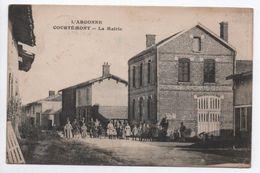 COURTEMONT (51) - LA MAIRIE - France