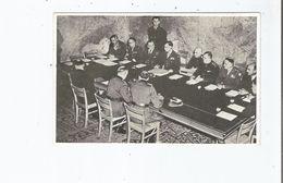SALLE DE LA CAPITULATION COLLEGE MODERNE ET TECHNIQUE DE REIMS LE 7 MAI 1945 SIGNATURE DU DOCUMENT DE LA CAPITULATION - Weltkrieg 1939-45