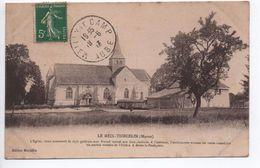 LE MEIX TIERCELIN (51) - L'EGLISE - France