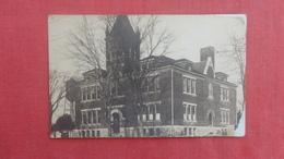 RPPC By Hanna------  School House  Texas Cancel     Ref 2656 - Postcards