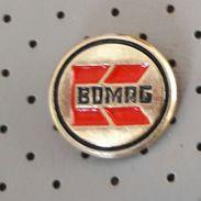 SLOVENIA Pin BOMAG Bulldozer Catterpilaar Bager - Unclassified