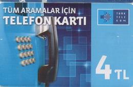 Turquie : Téléphone Public - Téléphones