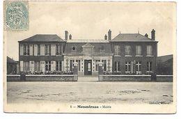 MENESTREAU - Mairie - Non Classés