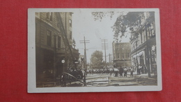 RPPC    Fire Department Pumper-- To ID Location  Possible-- Maryland     Ref 2656 - Postcards