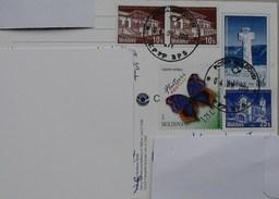 Moldova (carte Postale) - Moldavie