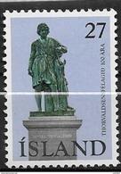 Islande 1975 N° 464  Neuf ** MNH Société Thorvaldsen - 1944-... Repubblica