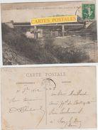 HOERICOURT Pont Canal Sur La Marne - France