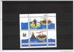 Islande Bloc N° 15 Europa 1994 Neuf - Blocs-feuillets