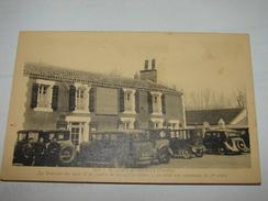C.P.A.- Saint Jean De Monts (85) - Hôtel Des Voyageurs - 1936 - SUP (J45) - Saint Jean De Monts